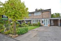semi detached home for sale in Abbeydale, Burscough...