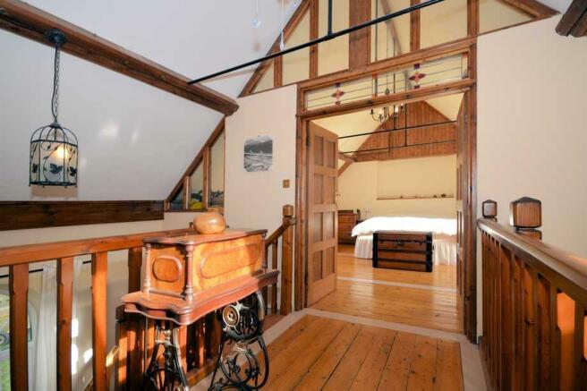 First floor gantry