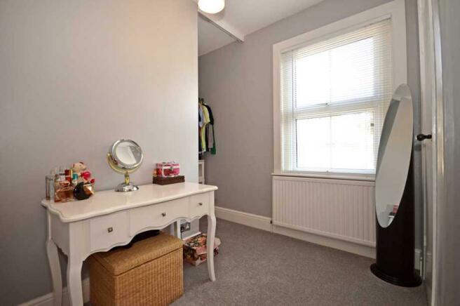 Bedroom 3/dressing room
