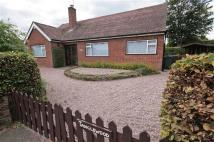 Detached Bungalow for sale in Hadlow Road, Willaston