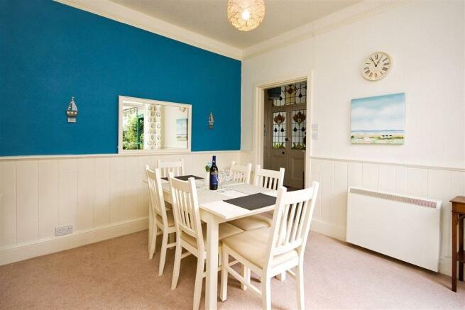 dining room - lower