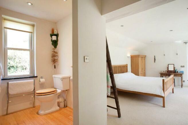 master bedroom en su