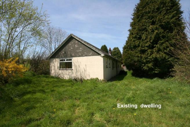 existing dwelling