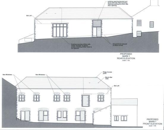 Proposed Plans Lot 2
