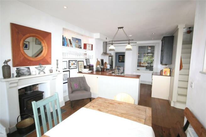 Kitchen/Dining Rom