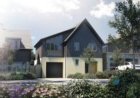 3 bed Detached home for sale in Batson, Salcombe