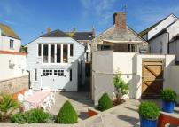 Terraced house for sale in Salcombe Town