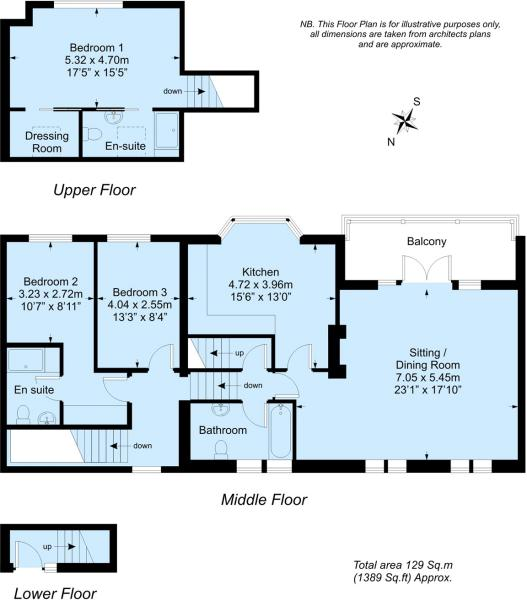 Unit 5 Floorplans