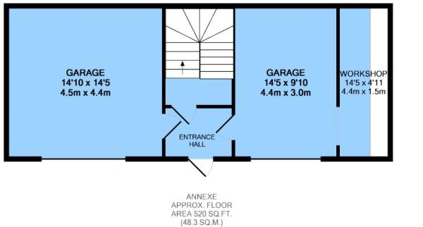 Annexe Ground Floor