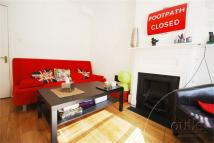 Frith Street Flat to rent