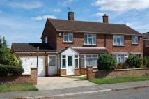 3 bedroom semi detached house to rent in DENHAM GREEN