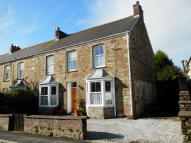 4 bedroom semi detached house in Vicarage Road, St Agnes...