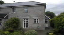 semi detached home to rent in Mill Cottage, Mitchell...