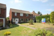 3 bed semi detached home in Rosemary Drive...