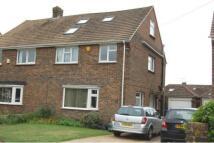 4 bedroom semi detached house in Upper Shoreham Road