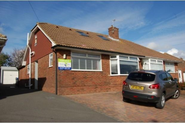 3 Bedroom Semi Detached Bungalow For Sale In Hill Farm Way