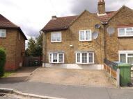 semi detached home in Keynsham Gardens, London...
