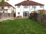 3 bedroom semi detached house to rent in Sidcup Road, Mottingham...