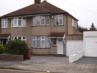 semi detached home to rent in Lingfield Crescent...