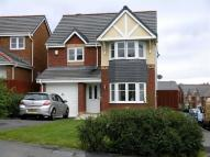 Detached property in Hillsdown Drive...