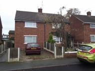 2 bed semi detached house in St Marks Avenue, Deeside...
