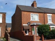 Terraced property in Salisbury Street...