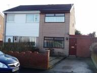 semi detached home to rent in Uplands Avenue, Deeside...