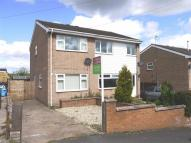 semi detached home in Uplands Avenue, Deeside...