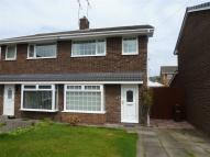3 bedroom semi detached home to rent in Weston Close, Deeside...
