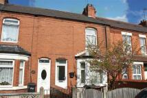 Terraced house in King Edward Street...