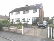 3 bedroom semi detached home for sale in Poplar Close...