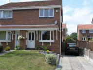 semi detached property in Degas Close, Deeside...