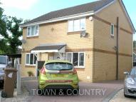 2 bed semi detached house in Whitecroft Close...