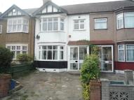 Terraced house in Ramsgill Drive, Ilford...