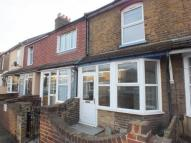 Terraced home to rent in Murston Road...