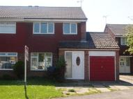 3 bedroom semi detached property to rent in Wentworth Way...