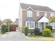 3 bed semi detached house in Manor Grove, Worksop...