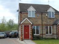 2 bedroom semi detached house in St Pancras Close...