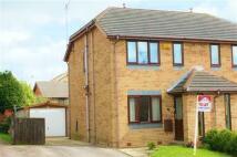 semi detached home to rent in Broadbridge Close...