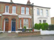 Terraced home in Thornbury Road...