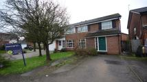 semi detached property in Melling Close, Earley
