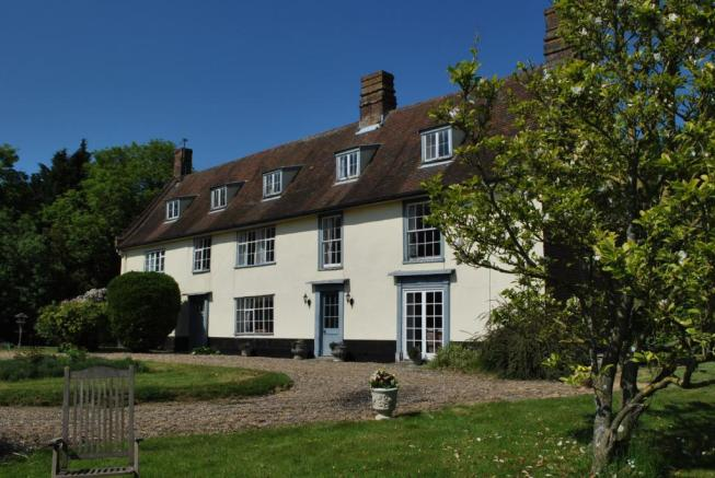 7 Bedroom Farm House For Sale In Laxfield Suffolk IP13