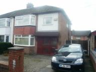 3 bedroom semi detached home for sale in Derby Drive, Rainford