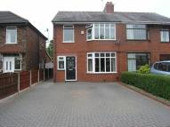 semi detached home for sale in Ormskirk Road...