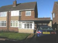 semi detached house for sale in Walmesley Road, St Helens