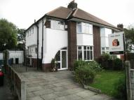 3 bedroom semi detached property for sale in Swaylands Drive...