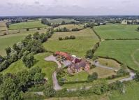 Detached home for sale in Case Lane, Mousley End...