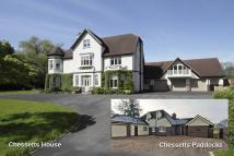 Detached house in Chessetts Wood Road...