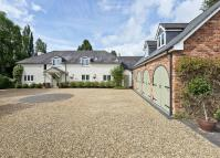 Detached house for sale in Four Oaks, Buckley Green...