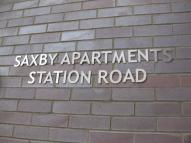 Flat for sale in Saxby Apartments...